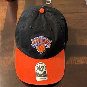 Other - New York Knicks '47 NBA 2-Tone '47 CLEAN UP Cap